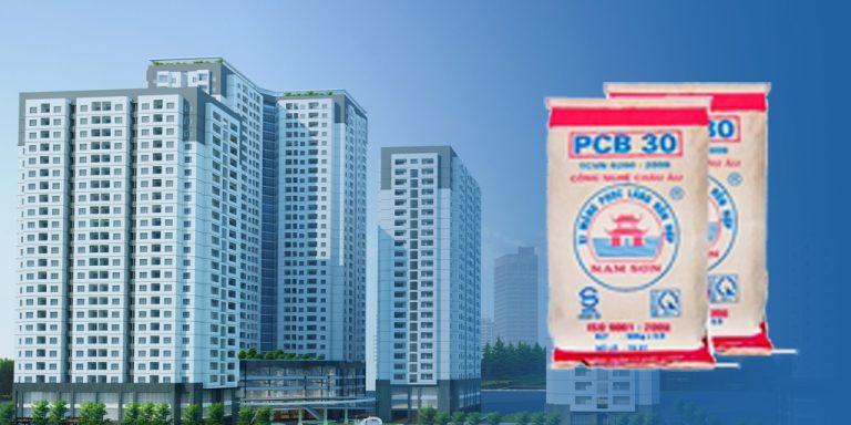 Xi Măng Pooclăng Hỗn Hợp PCB 30