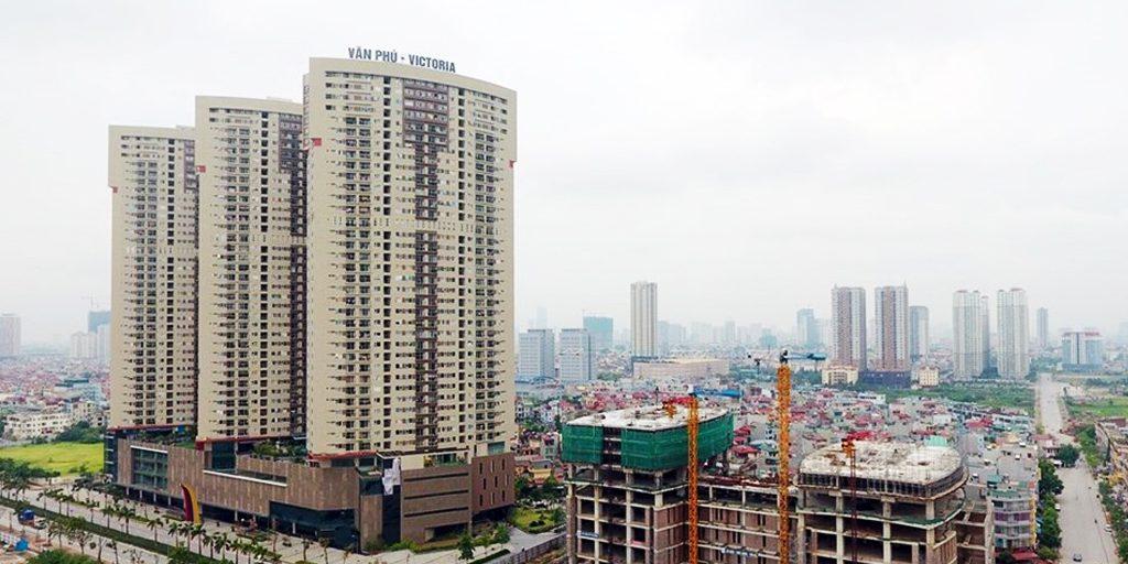 Khu Đô Thị Văn Phú – Mỗ Lao – Hà Đông