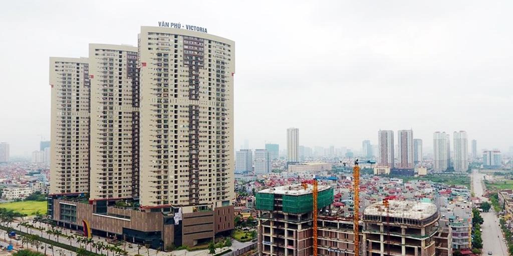 Khu đô thị Văn Phú